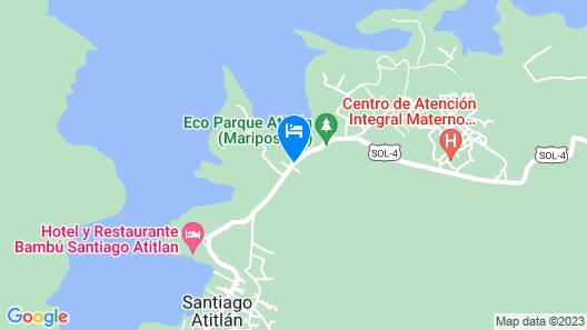 Pescador Hotel PH Map