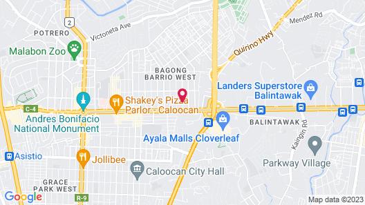Victoria Court North Edsa Map