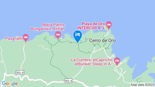 Villas De Atitlan Map