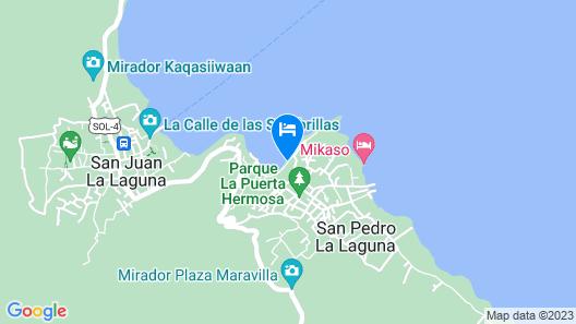 Amigos - Hostel Map