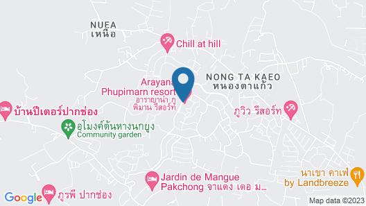 Phuripimarn Penthouse Map