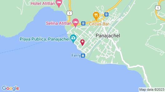 Porta Hotel del Lago Map