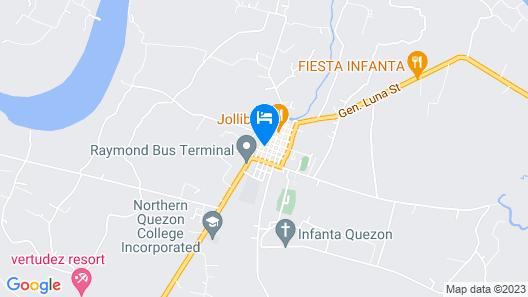 WMV Hotel & Restaurant Map
