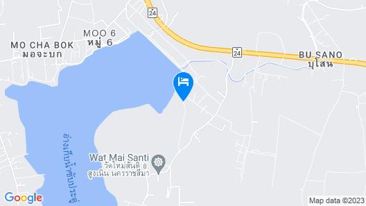 Luckydee House Map