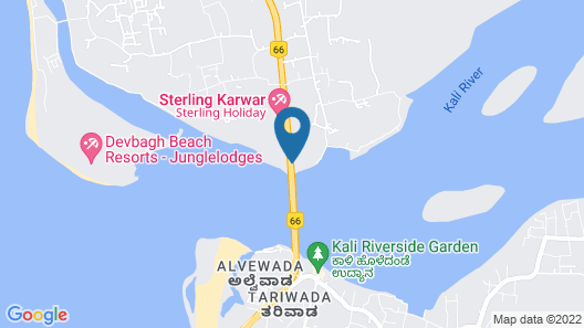 Sterling Karwar Map