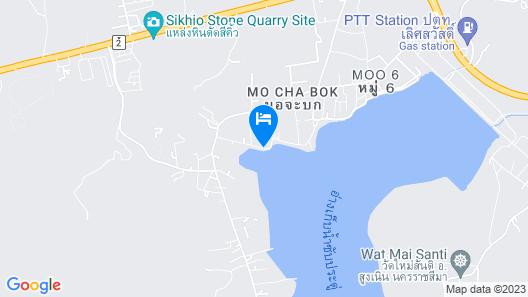 Palmchwa Resort Map