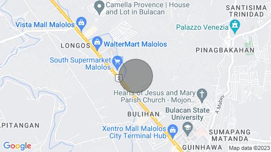 FABULUZ LUXURY STUDIO at PRINCESS PLACE Map