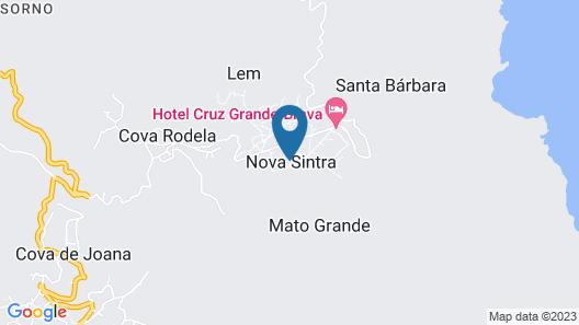 Hotel Cruz Grande - BRAVA Map