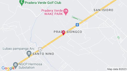 OYO 547 Prado Farms And Eco Resort Map