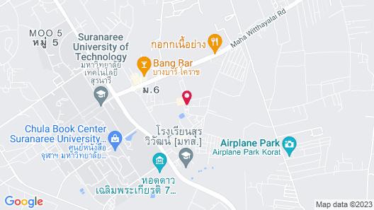 Pantang Resort Map