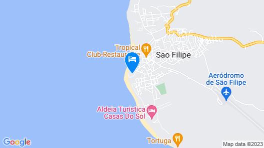 Hotel & Restaurante Ocean View Seafood Map