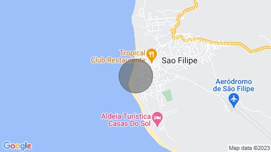 Som do Mar - Apartment S above the Atlantic Ocean Map
