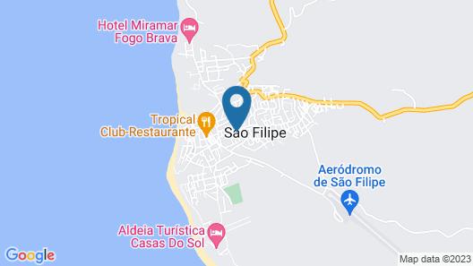 Savana Residencial Map