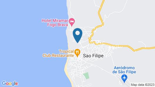 Casa Joao Map