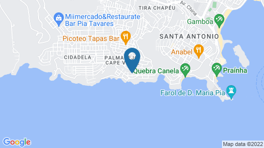 LT Aparthotel Map