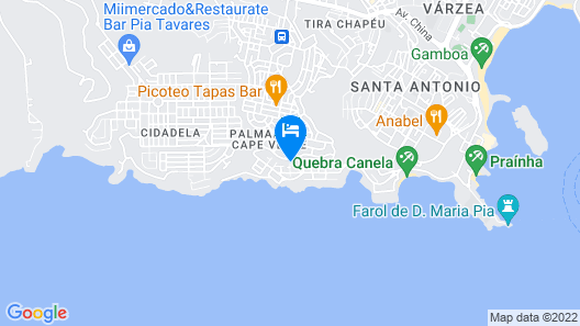 Vivi Hotel Map