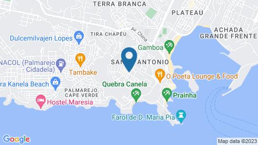 Sol Hotel Map
