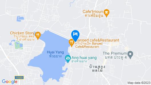 Pang Rujee Resort Map
