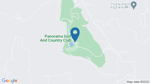 Panorama Golf and Country Club Map