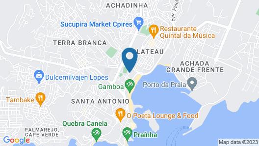 Apartamento Idilfa Map