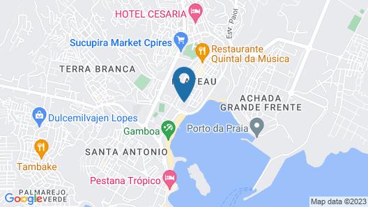 Hotel Santa Maria Map