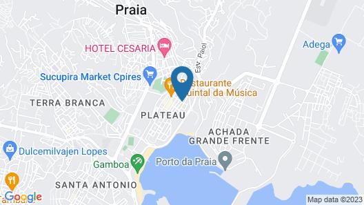 Deluxe ApartHotel Map