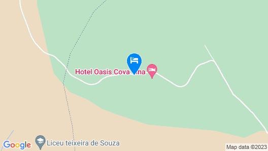 Oasis Coba Tina Map