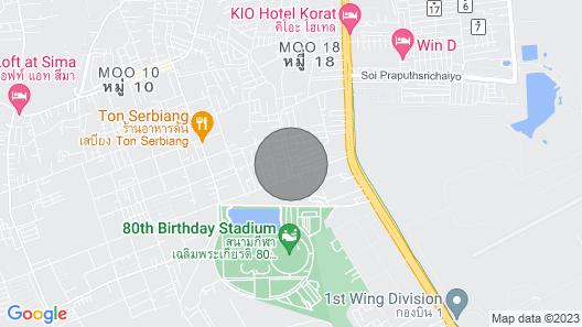 Prime Private Location Map