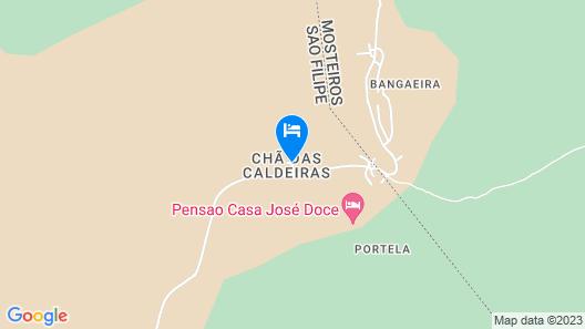 Casa Marisa Map
