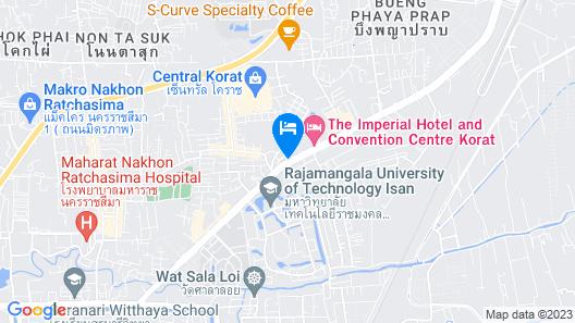 Korapura Resort Map