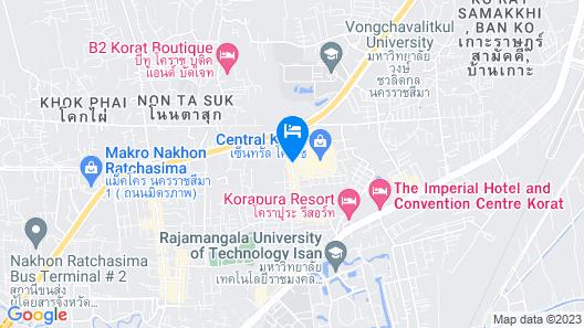 Hotel B Map