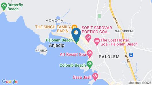 Abel Cressida Map