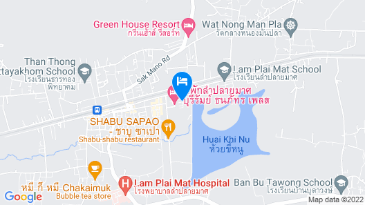 Thanaphat Place Map