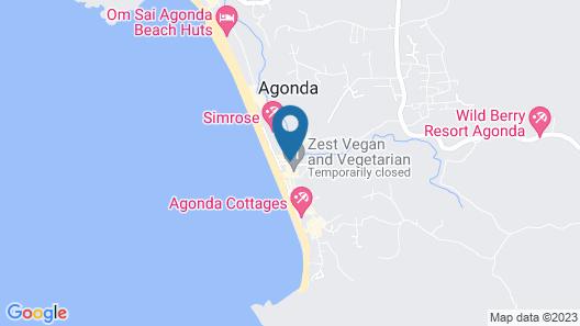 Cupid's Heaven Resort Map