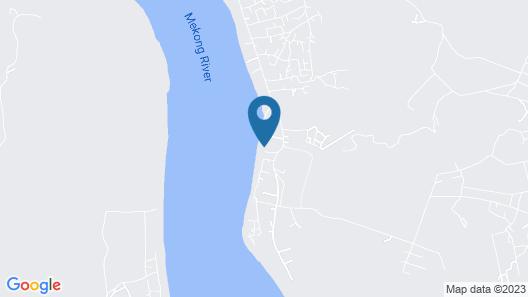 Pakse Golf Resort Map