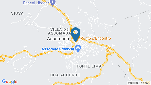 Residencial Cosmo Map