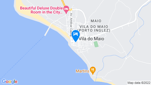AH Maio Hotel Map