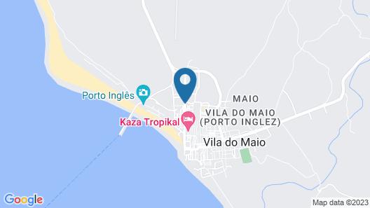 Casa Evora Map