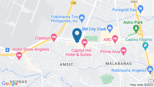 ABC Hotel Map