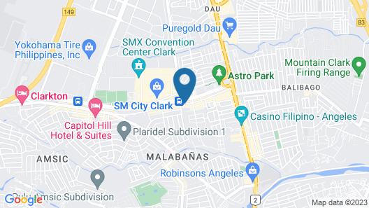 950 Condotel Map