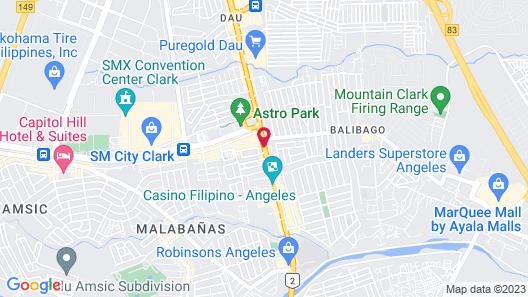 Fields Plaza Condo Map