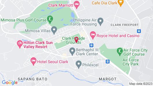 Spacious Park Villa With Mountain View Near Aqua Planet Water Park Map