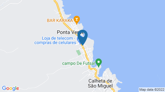 Hotel Edu Horizonte Map
