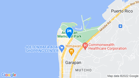 Daora Guest House Map
