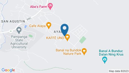 Nauvoo Farm Resort Map