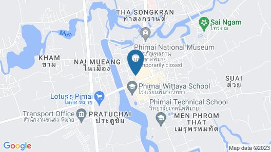 Yoosook Place Map