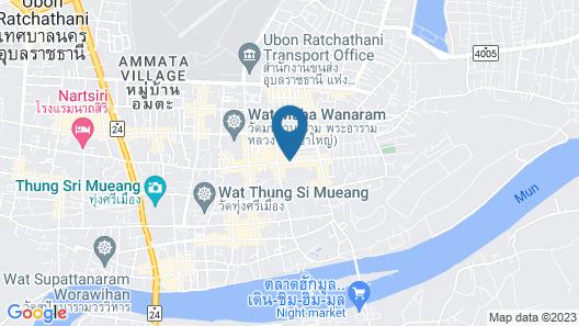 Laithong Hotel Map