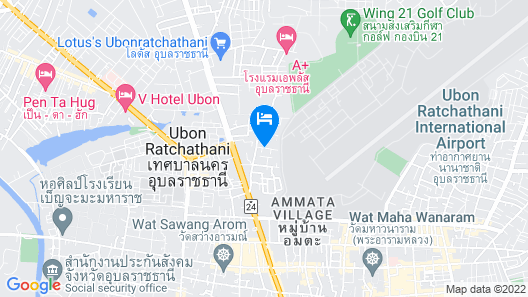 Varinthorn Residence Map