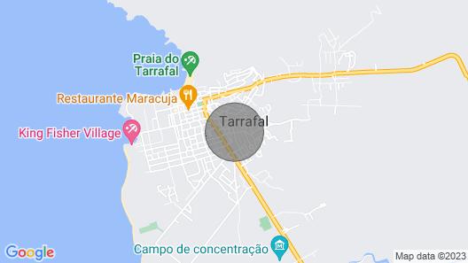 The Tarrafal House Studio Map