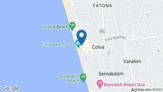 Treebo Sea Coin Map